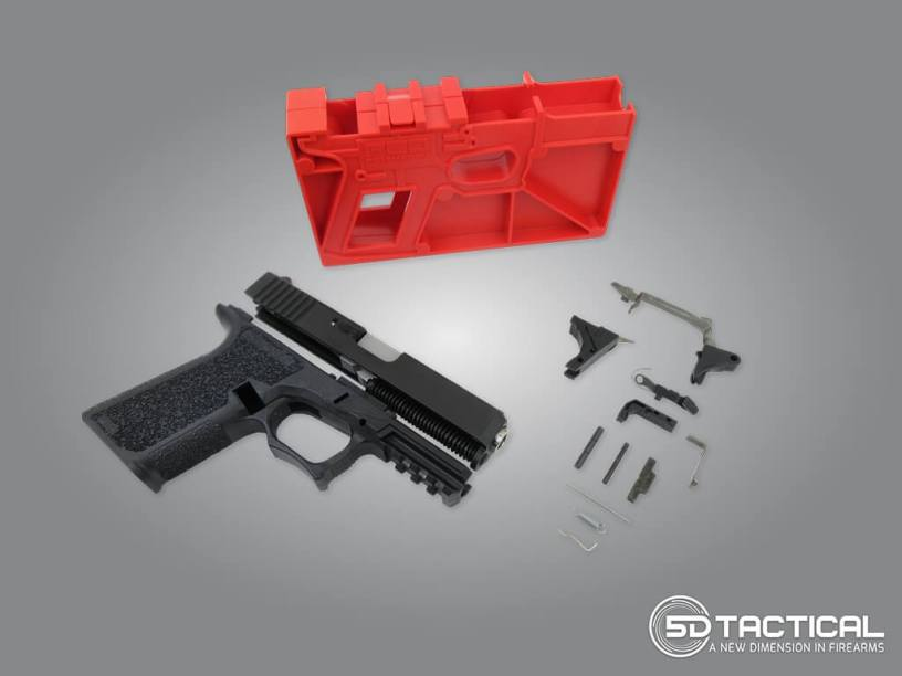 How to Build a Glock Pistol – 5D Tactical