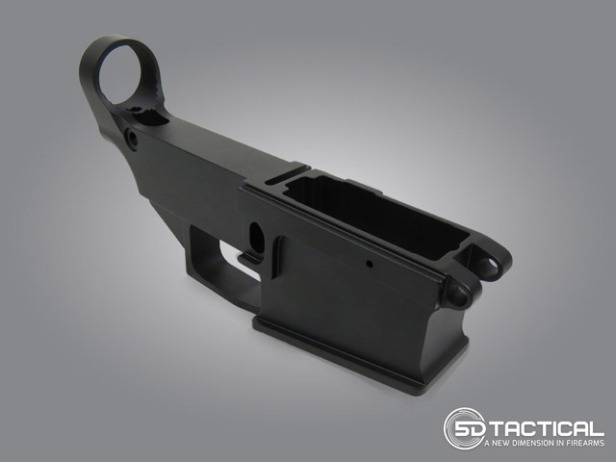 AR 15 lower receiver