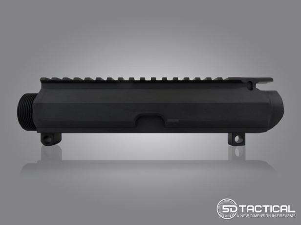AR-15 build parts