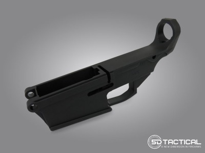Custom hunting rifle parts