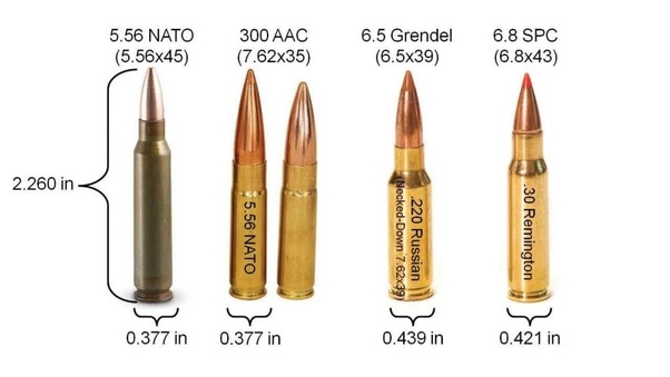 ammo compatibility for ar-15