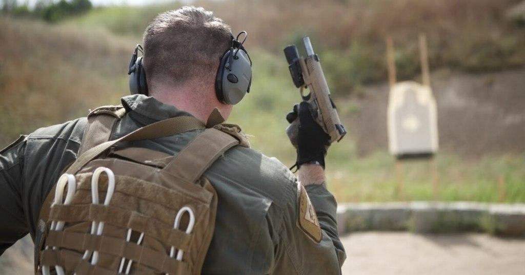 reload drills at range