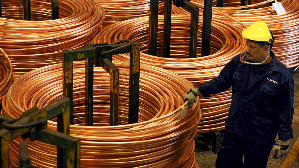 copper market shortage