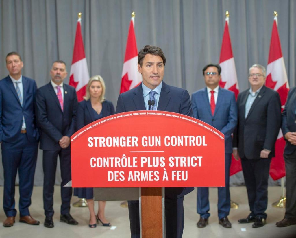 Trudeau C21 gun ban