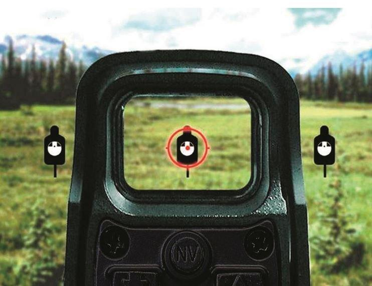 holographic reticle eotech
